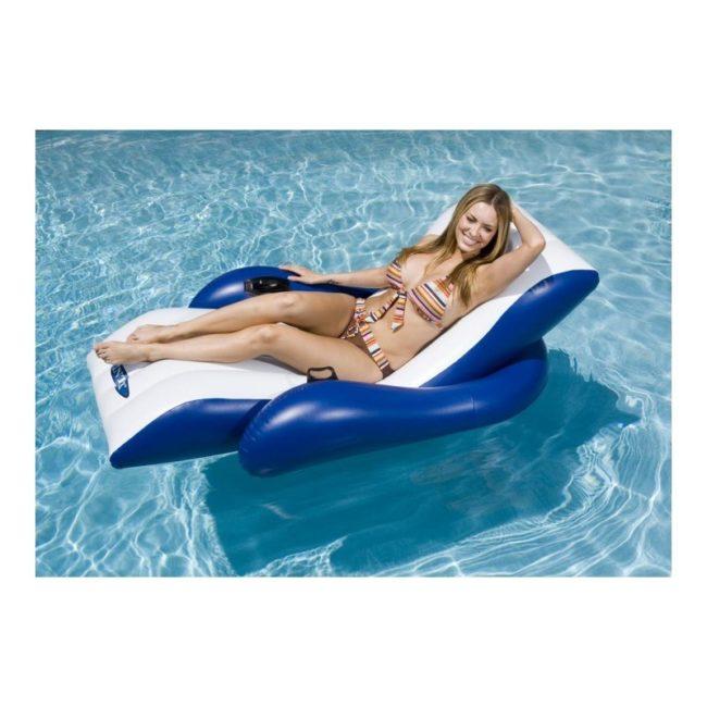 Sezlong gonflabil pentru plaja 180x135cm Intex 58868EU-278
