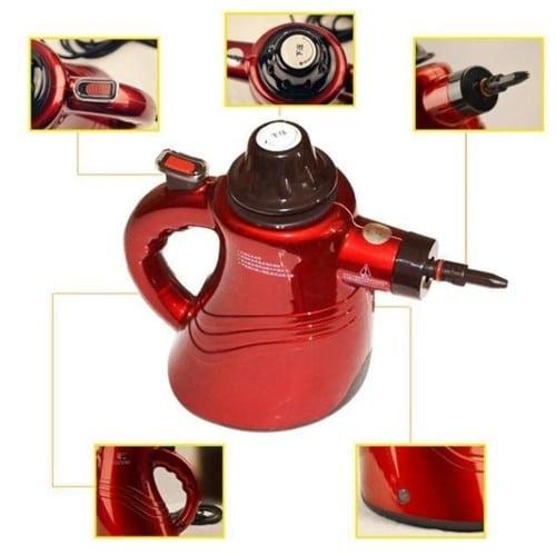 Aparat de curatat cu aburi Steam Cleaner Jinke JK 119, 1000 W-476
