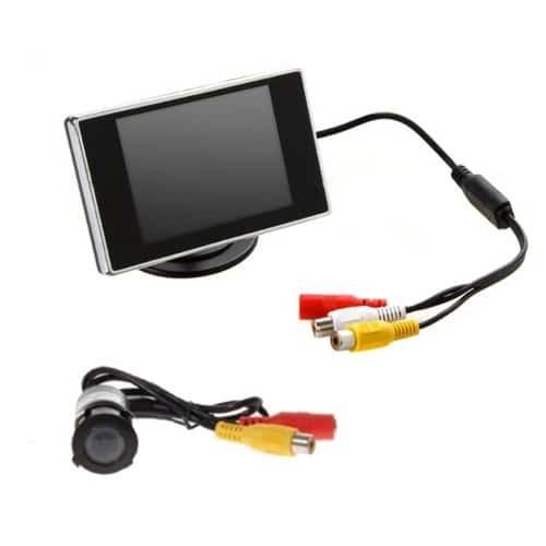 Camera asistenta parcare cu ecran LCD 3.5 inch ET-350-0