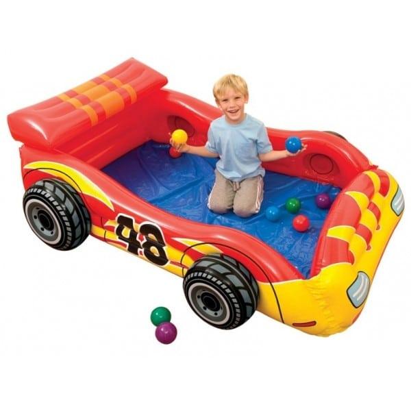 Centru de joaca gonflabil pentru copii masinuta Intex 48665NP-0