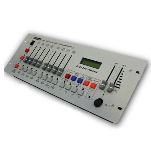 Controller disco efecte lumini cu joystick DMX-240-0