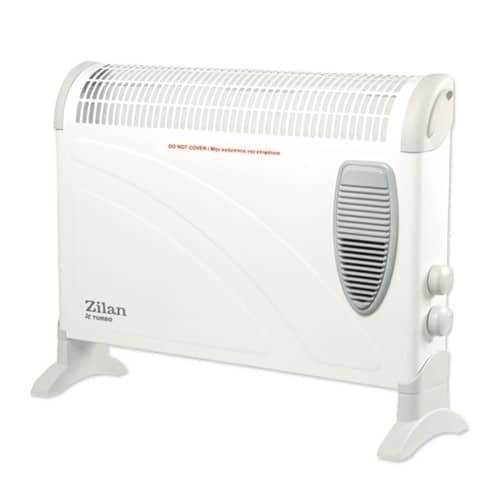 Convector electric Zilan ZLN1794, 2000W, termostat, ventilator
