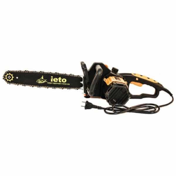 Drujba electrica IETO X2 galbena, 2300 W, 800 rpm-0