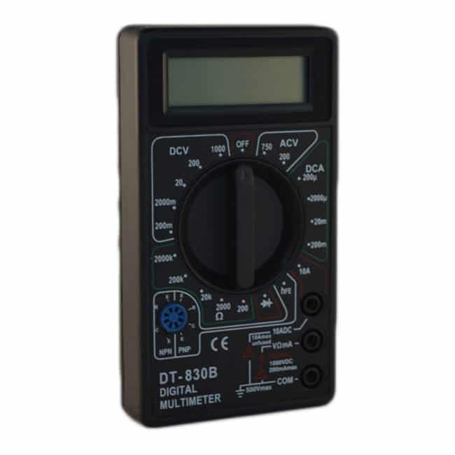 Multimetru digital DT-830B-0