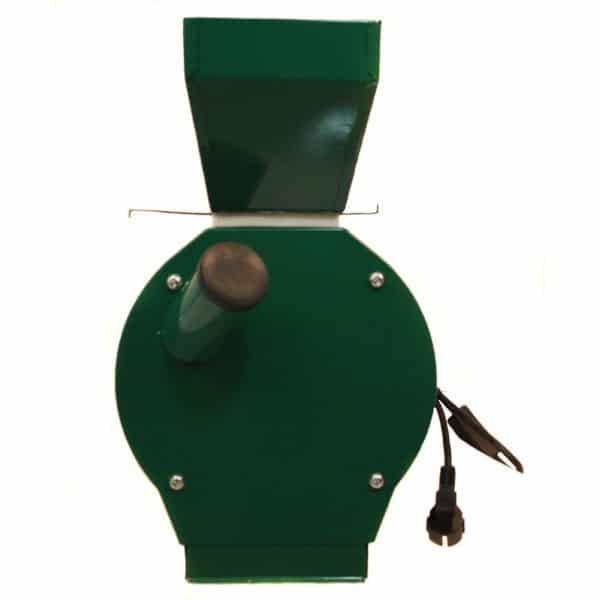 Moara electrica cu ciocanele verde, 2.5 kW, 3000 RPM-1217
