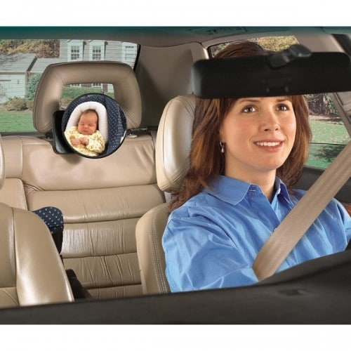 Oglinda auto pentru supraveghere copii Easy View-1659