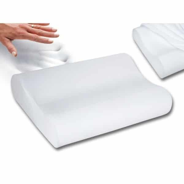 Perna ortopedica cu memorie Memory Pillow 50 x 30 cm-0