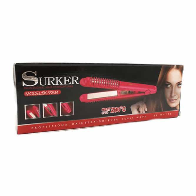 Placa de indreptat parul Surker SK-9204, 200 grade-1389