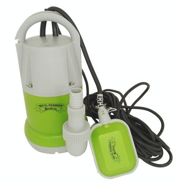 Pompa submersibila pentru apa curata Micul Fermier, 550W-0