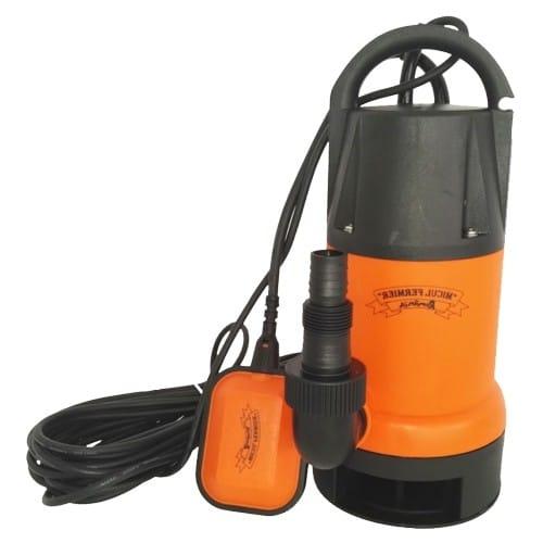 Pompa submersibila plastic pentru apa murdara Micul Fermier 900W