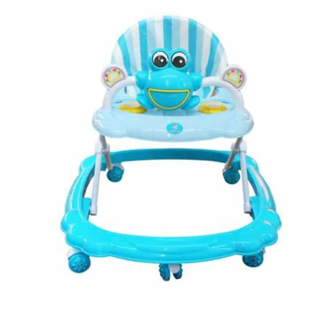 Premergator reglabil in 3 trepte Jolly Kids BW5301, albastru-0