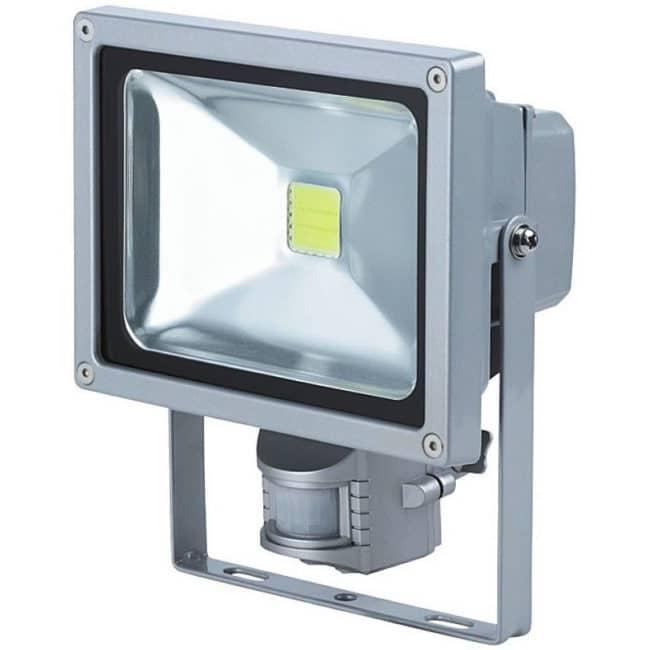 Proiector cu LED, 50 W, ECO LED, senzor de miscare-0