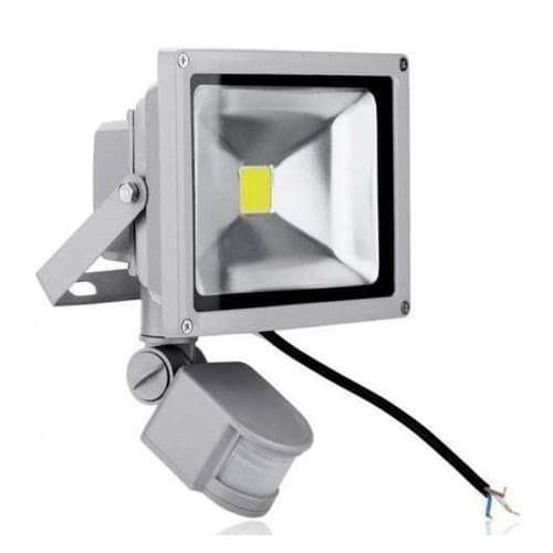 Proiector cu led si senzor de miscare 20W
