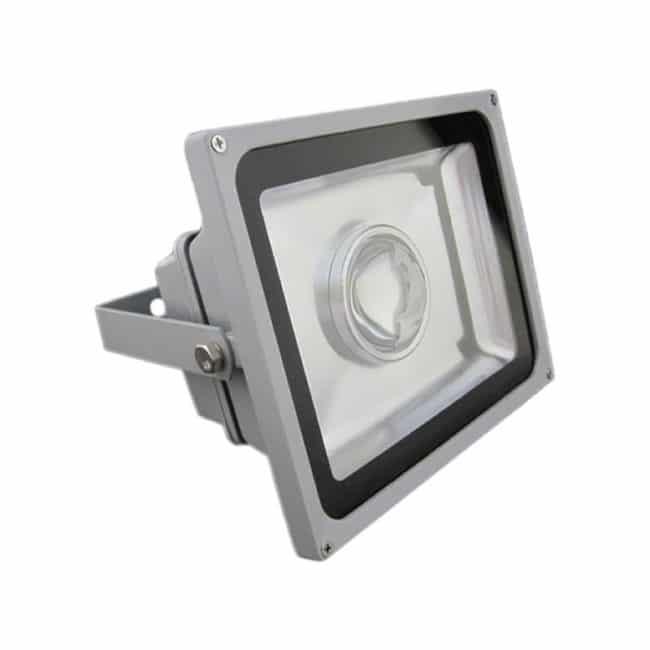 Proiector cu LED si lupa 20W, ECO LED, gri-0