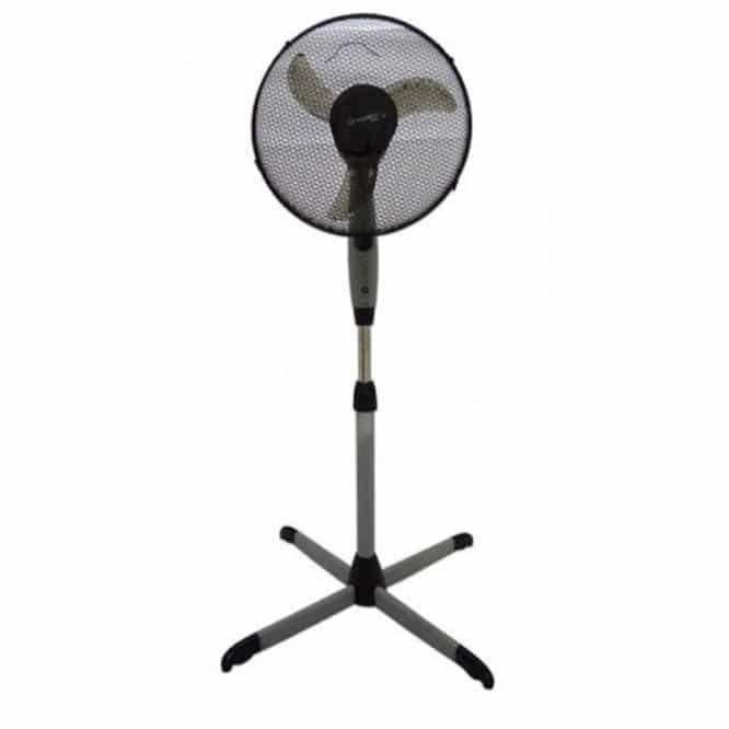 Ventilator cu picior Hausberg HB-5100, 45 W, 3 viteze-0