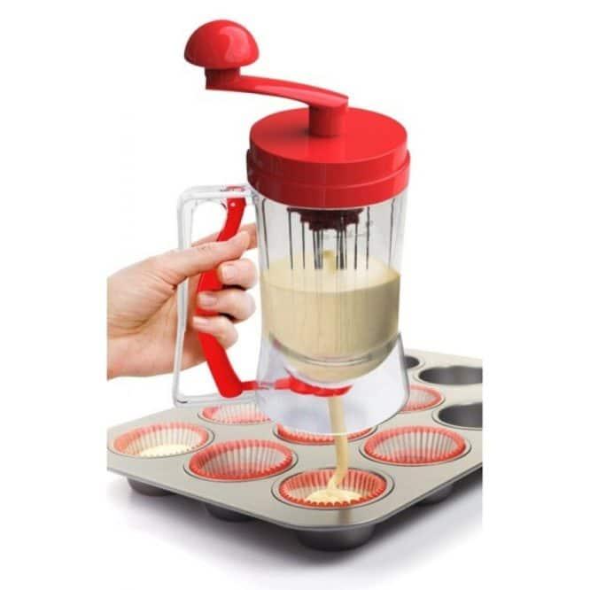 Blender manual de preparat clatite si prajituri Pancake Machine-2009