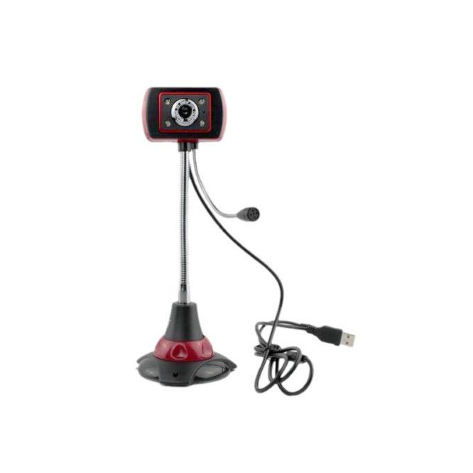 Camera web cu microfon, 640 x 480 px-0